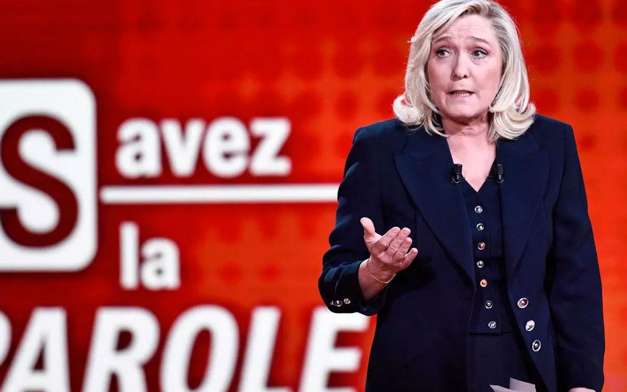 Fransız lider Marine Le Pen'den İslam'a karşı küstah saldırı: Yasaklamak istiyorum