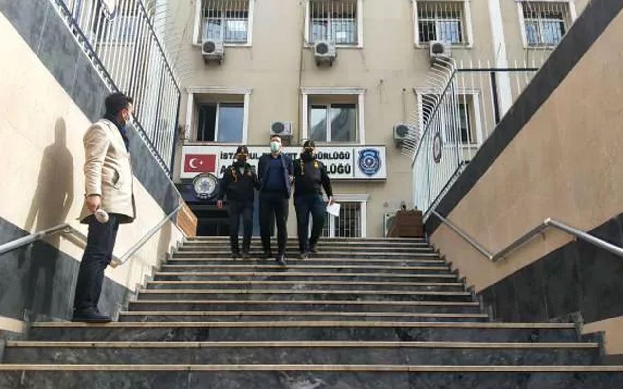Maltepe'de belediye otobüsünü çalarak Beyoğlu'nda bırakan şahıs tutuklandı