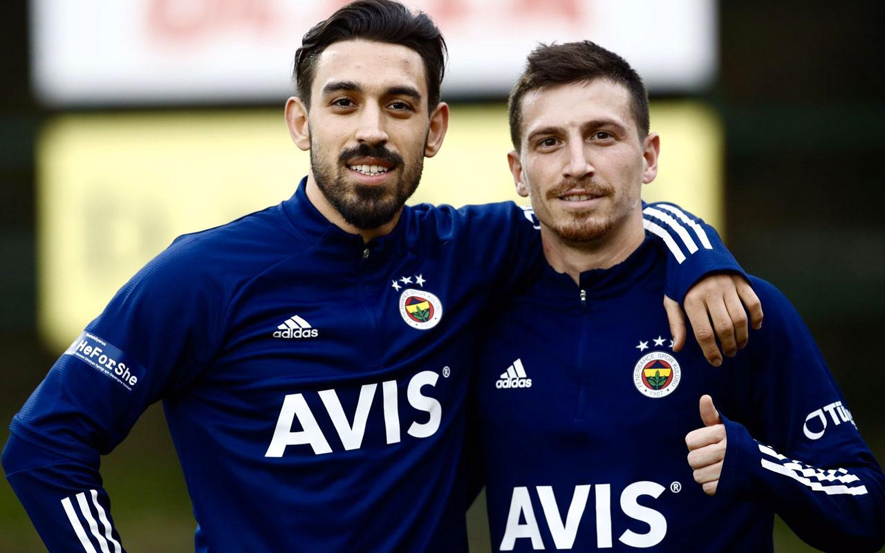 İrfan Can Kahveci'den Galatasaray'a gönderme