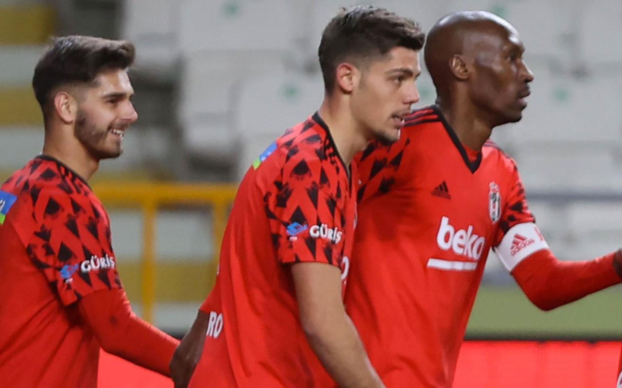 Francisco Montero'dan Beşiktaş'a kötü haber