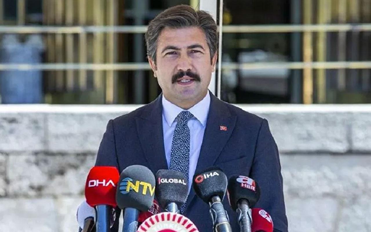 AK Partili Cavit Özkan: Yeni anayasa süreci 4 aşamadan oluşacak