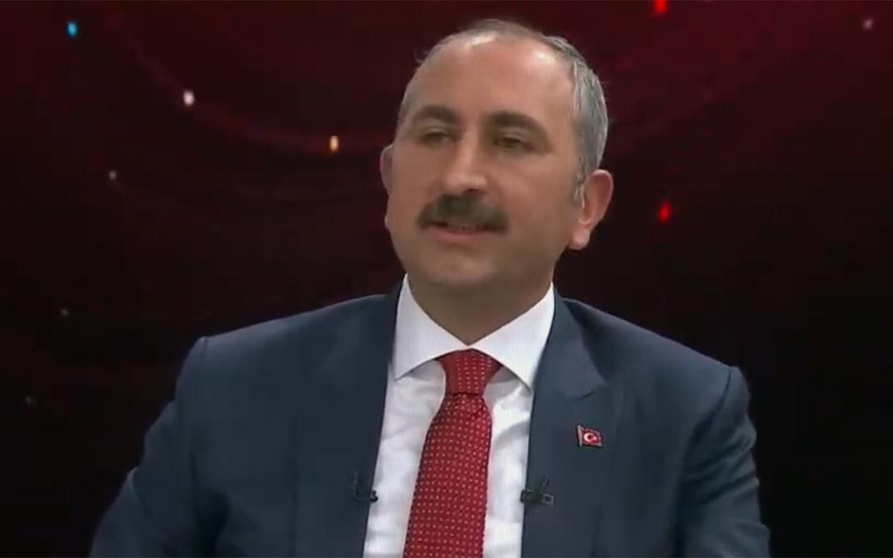 Adalet Bakanı Abdulhamit Gül: Anayasayı milletimizle beraber yapacağız