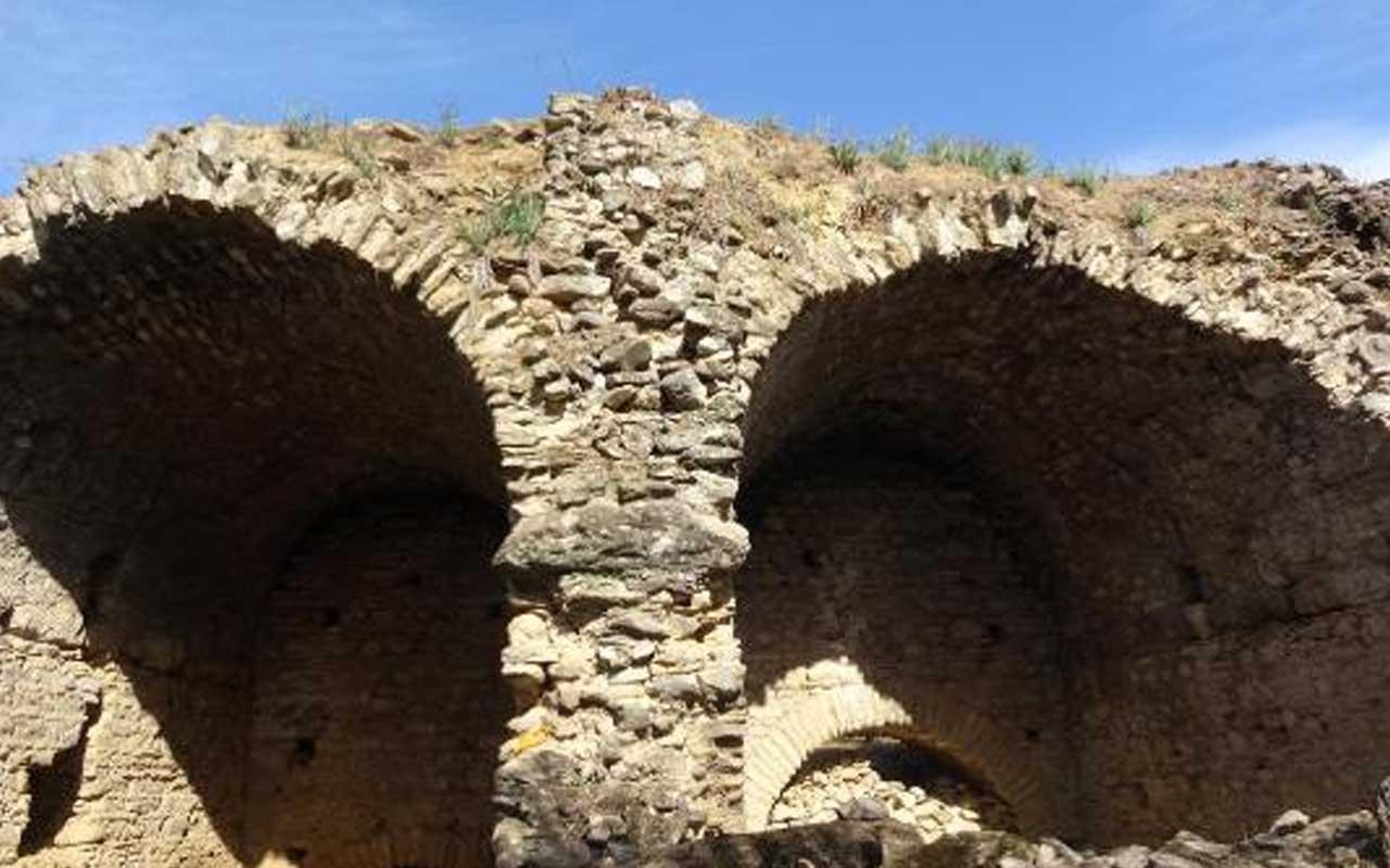 Türkiye'de benzeri yok Aydın'da bulundu! Roma'dakine benziyor gladyatörler dövüşmüş