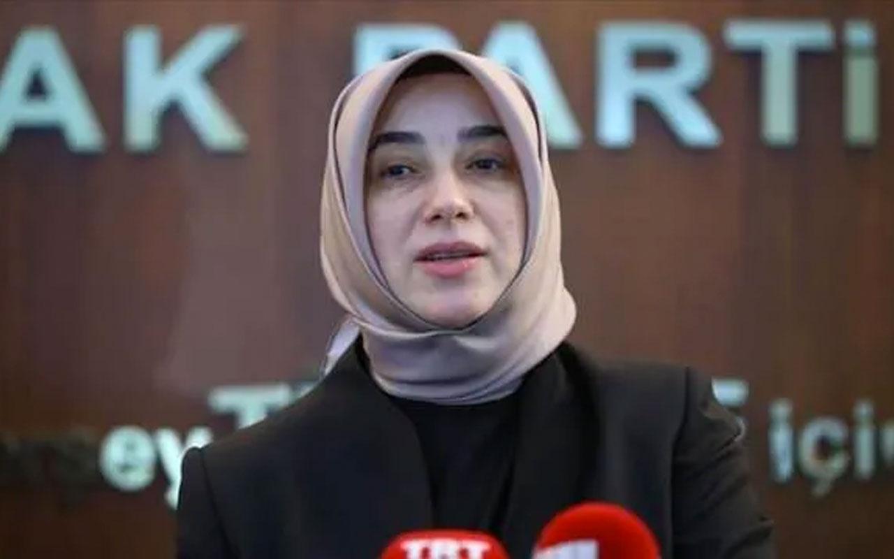 AK Partili Özlem Zengin'den gündemdeki 'yeni anayasa' ile ilgili açıklama