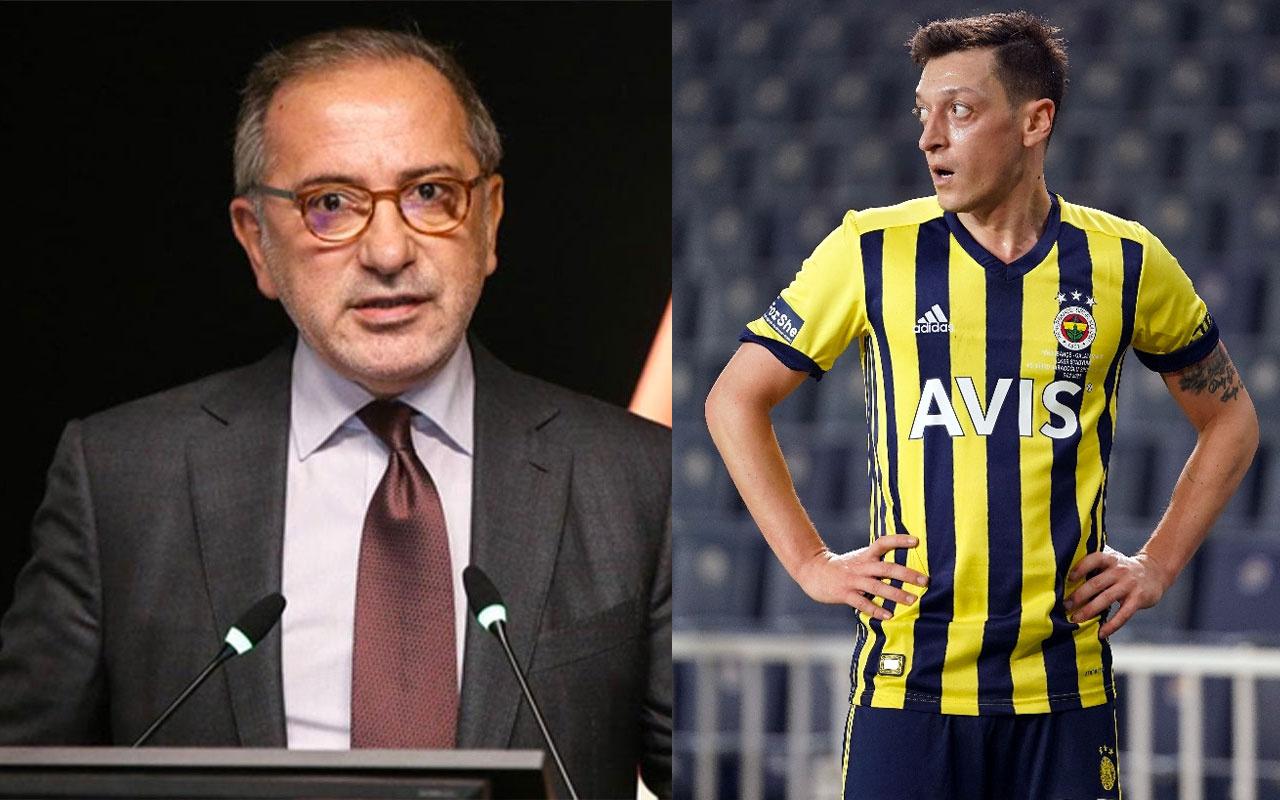 Fatih Altaylı'dan Mesut Özil yorumu: Roberto Carlos'u kıskanmadım, bunu mu kıskanacağım