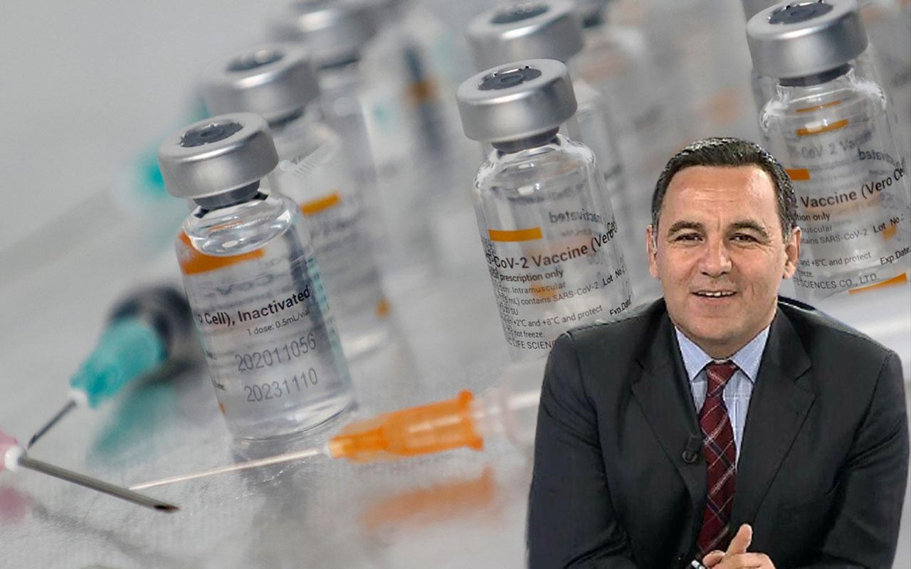 Çin aşısı yaptıran Deniz Zeyrek antikor testi sonuçlarını paylaştı