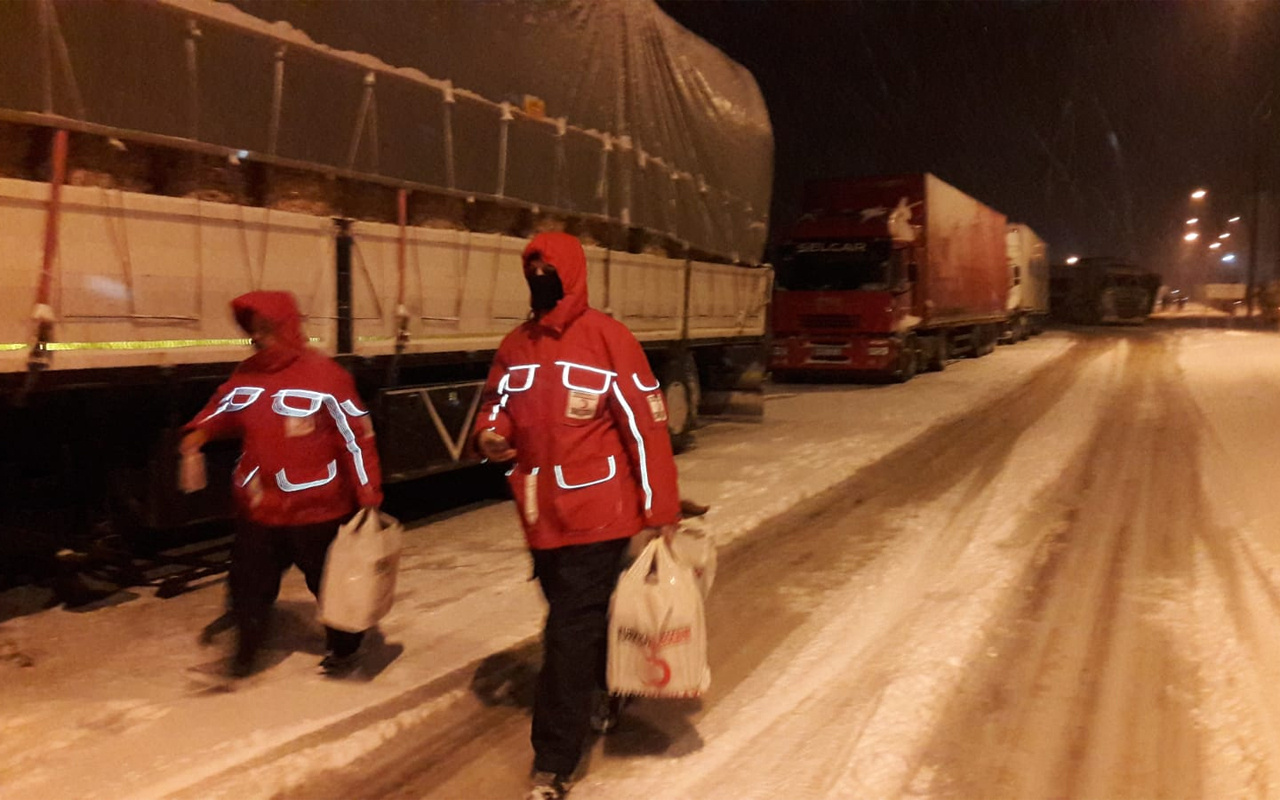 Afyonkarahisar ve Uşak'a yoğun kar uyarısı
