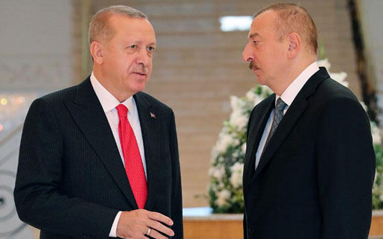 Aliyev'den Erdoğan'a Gara'daki şehitler için başsağlığı mesajı: Bizi derinden sarstı