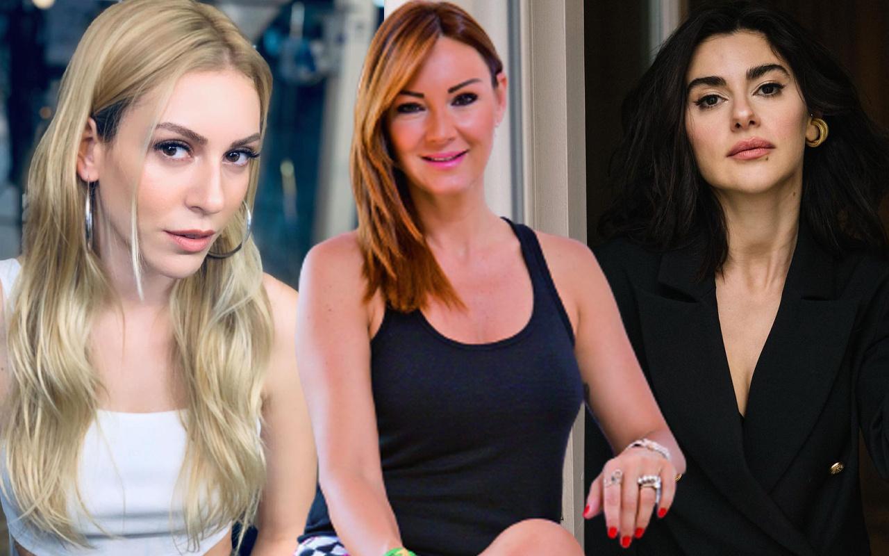 Ölen kocasıyla pozu görenleri üzdü! Pınar Altuğ Nesrin Cavadzade Sinem Kobal 14 Şubat'ta paylaştı