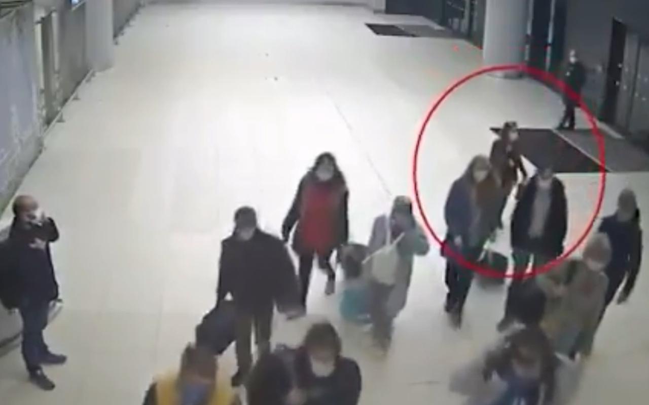 PKK'lı terörist yurt dışına kaçmak isterken yakalandı