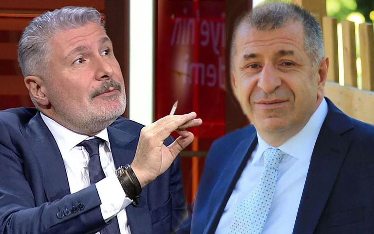 """İYİ Parti'de çok sert şehit kavgası! Ümit Özdağ """"istifa"""" dedi Bahadır Erdem'e """"hain"""""""