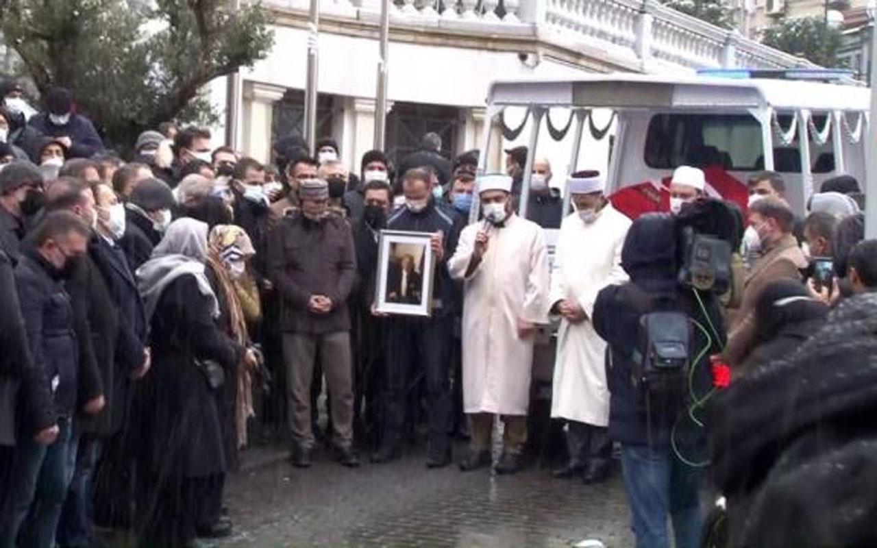 Kadir Topbaş'a veda! Fatih Camii'ndeki cenaze namazına Erdoğan da katılacak