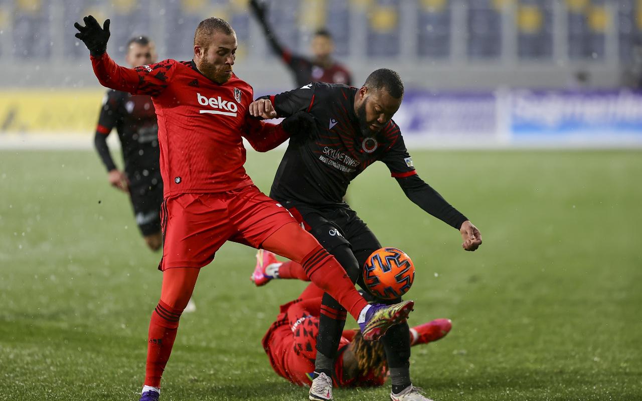 Gençlerbirliği Beşiktaş maçı canlı anlatım