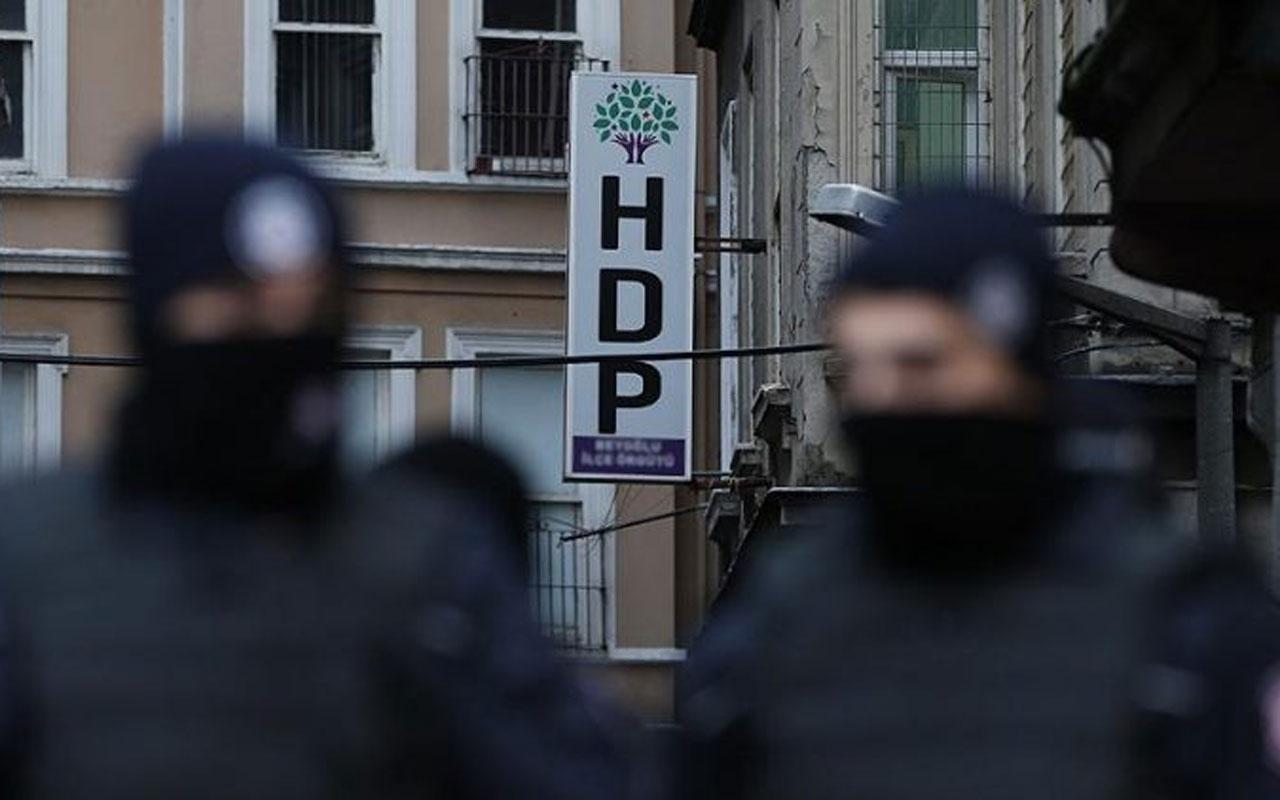 Aydın ve Batman'da HDP'ye operasyon