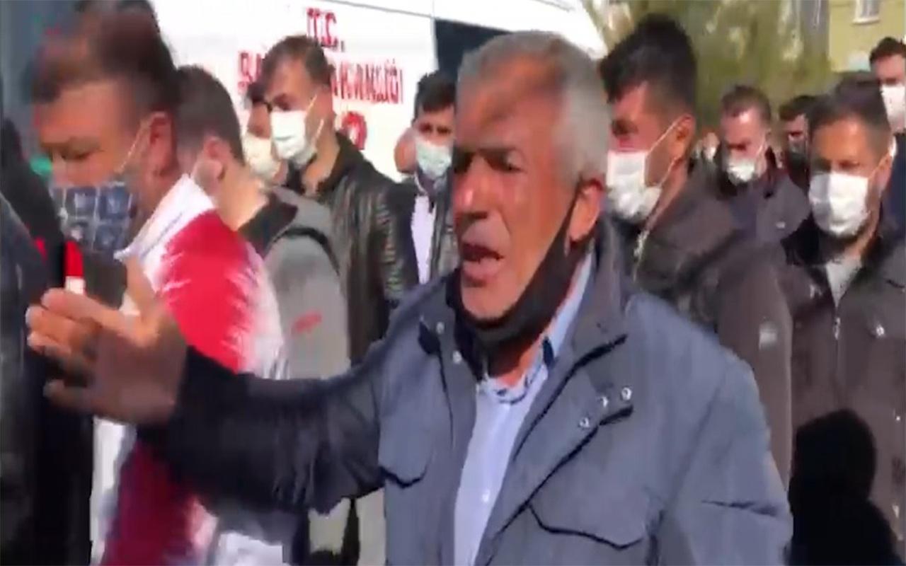 Şehit Aydın Köse'nin akrabasından PKK'ya tepki: Sizi sevindirmeyeceğiz