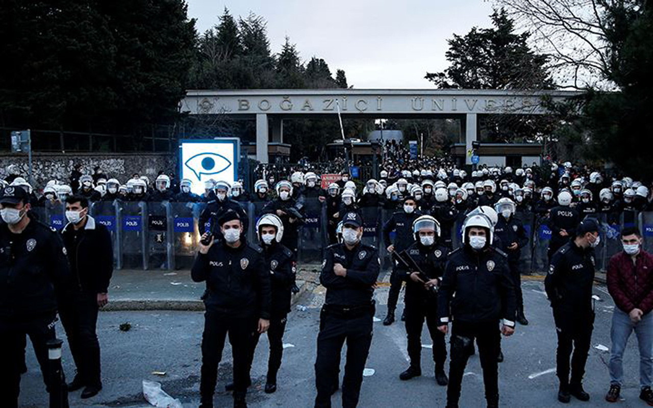CHP heyetinden tutuklu Boğaziçili öğrencilerine ziyaret! 'Ailemiz AK Parti veya MHP'li'