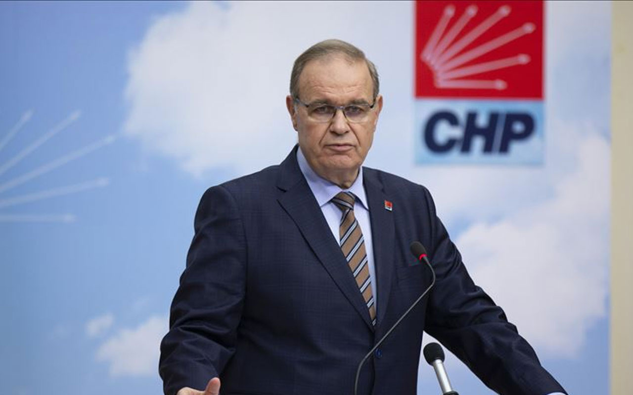 CHP Sözcüsü Faik Öztrak: Erdoğan kendi kurduğu masayı dağıttı