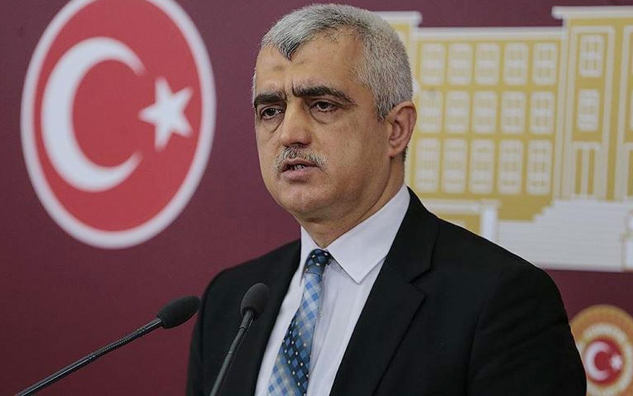 HDP'li Ömer Faruk Gergerlioğlu paylaştı sonra sildi özür açıklaması tepki çekti