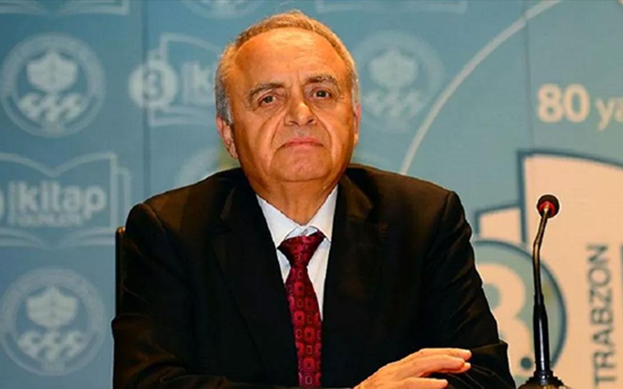 Eski İstihbarat Daire Başkanı Sabri Uzun'a 'Cumhurbaşkanı'na hakaret'ten hapis cezası