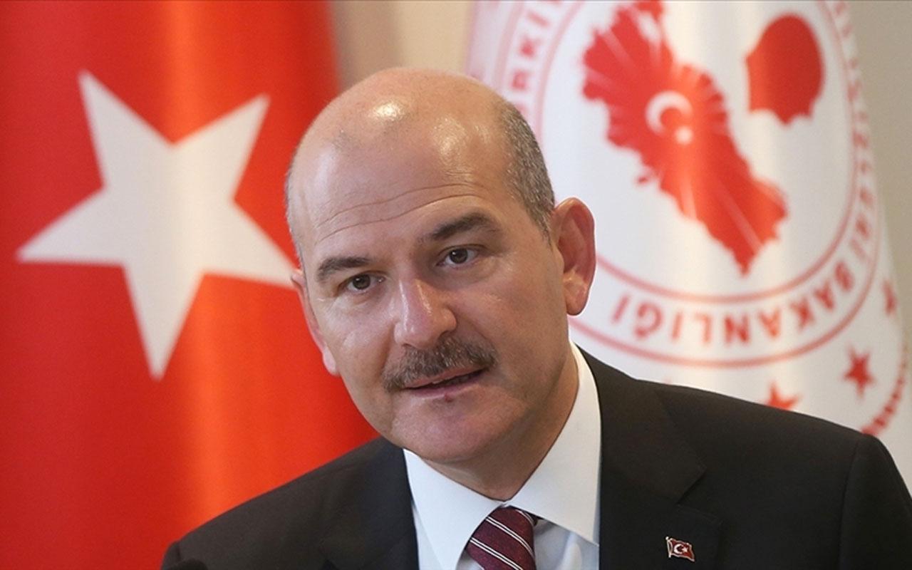 İçişleri Bakanı Süleyman Soylu'dan Uygur Türkleri açıklaması