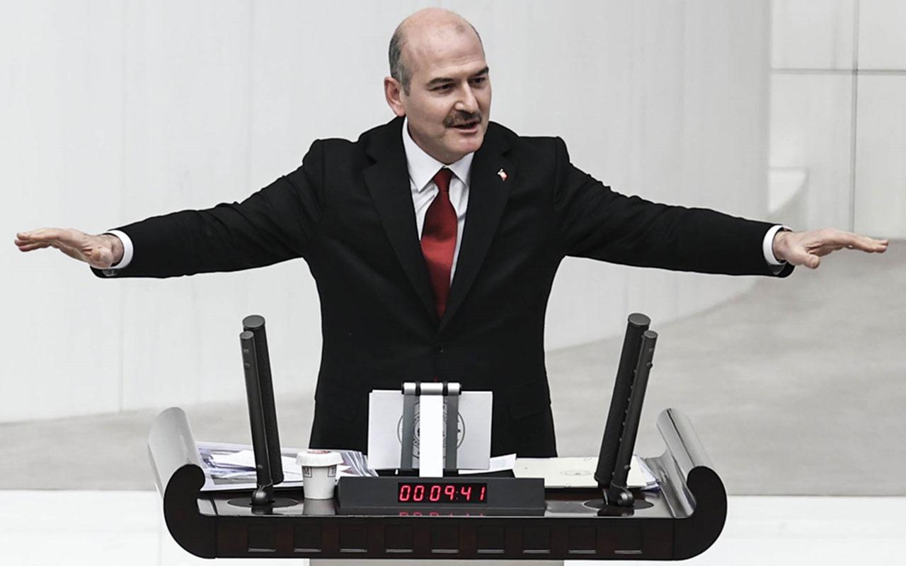 İçişleri Bakanı Soylu Meclis'te Gara Operasyonu'nu anlattı! PKK'dan ahlak bekleyen ahmaktır