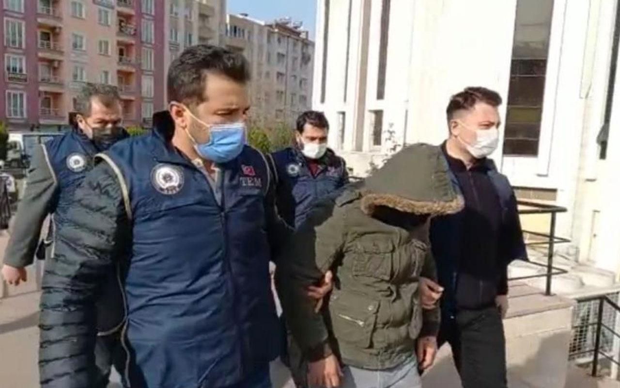 Balıkesir'de terör operasyonu 3 şüpheli gözaltına alındı