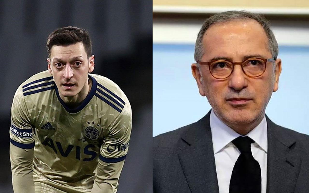 Fatih Altaylı'ya çok sert Mesut Özil cevabı: Utanç verici ve küstahça