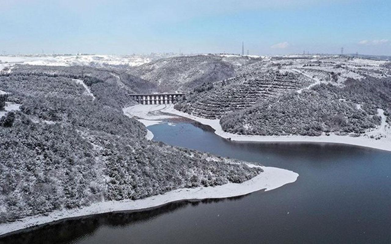 İSKİ açıkladı! İstanbul'da baraj doluluk oranlarında son durum