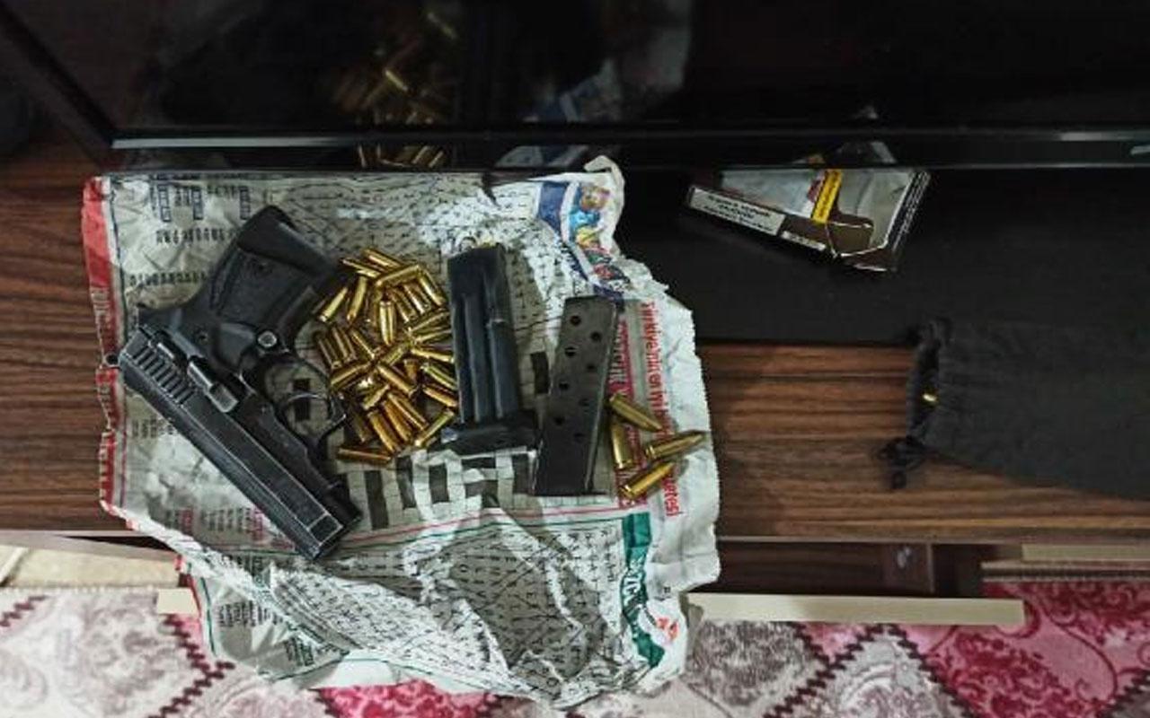 İzmir merkezli 3 ilde silah kaçakçılarına şafak baskını! 40 şüpheli gözaltına alındı