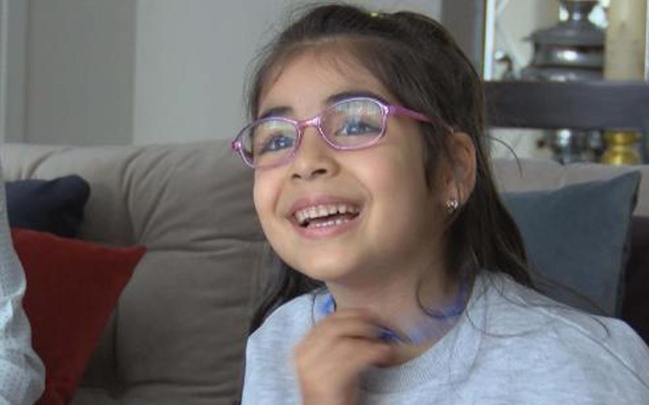 İstanbul'da 7 yaşındaki Elçin kör olma riskiyle karşı karşıya! 20 yaşına kadar vakti var