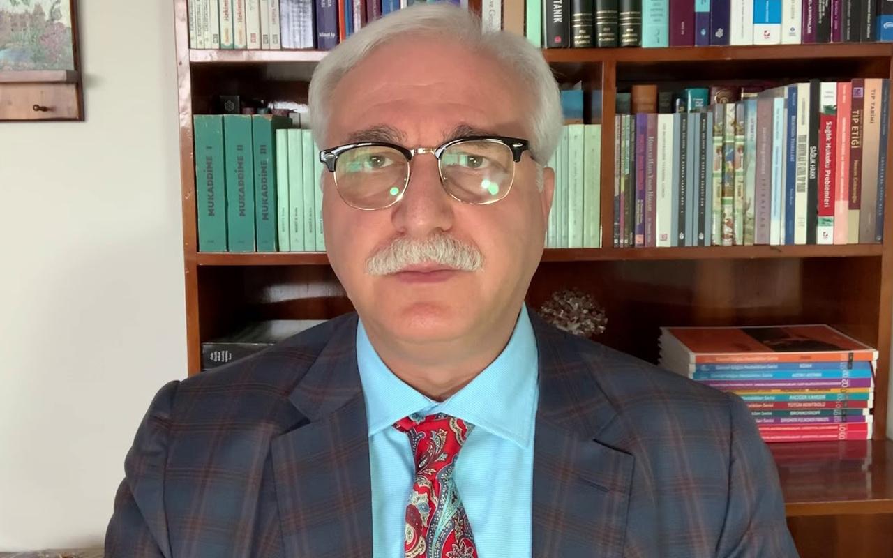Doğu Karadeniz'de vakalar neden arttı? Bilim Kurulu Üyesi Prof. Dr. Tevfik Özlü açıkladı