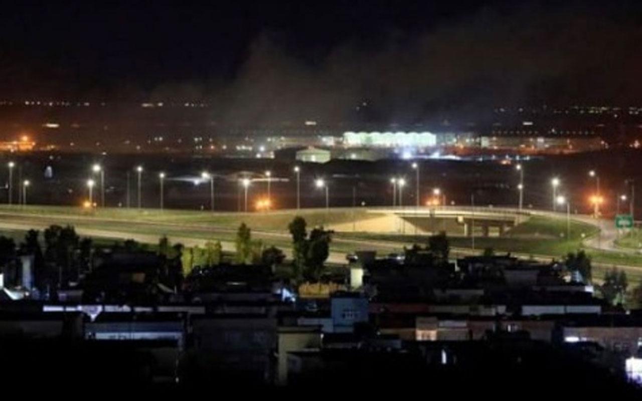 İran Erbil'deki roket saldırısıyla ilgili suçlamaları reddetti