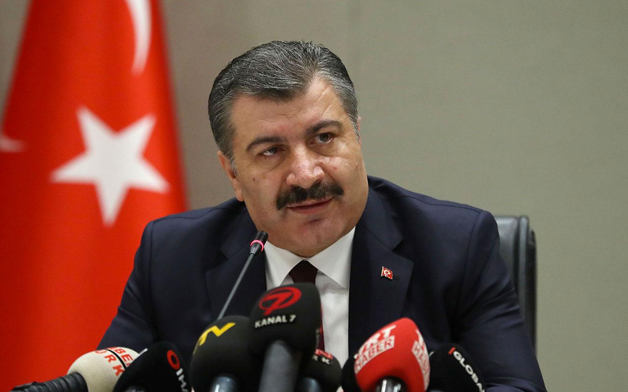 """Sağlık Bakanı Fahrettin Koca'dan """"Orada sevgilisi mi var"""" diyen takipçisine yanıt"""