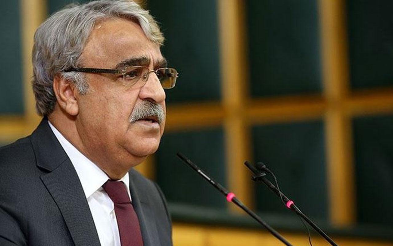 Mithat Sancar'dan HDP'nin kapatılmasıyla ilgili şok iddia!