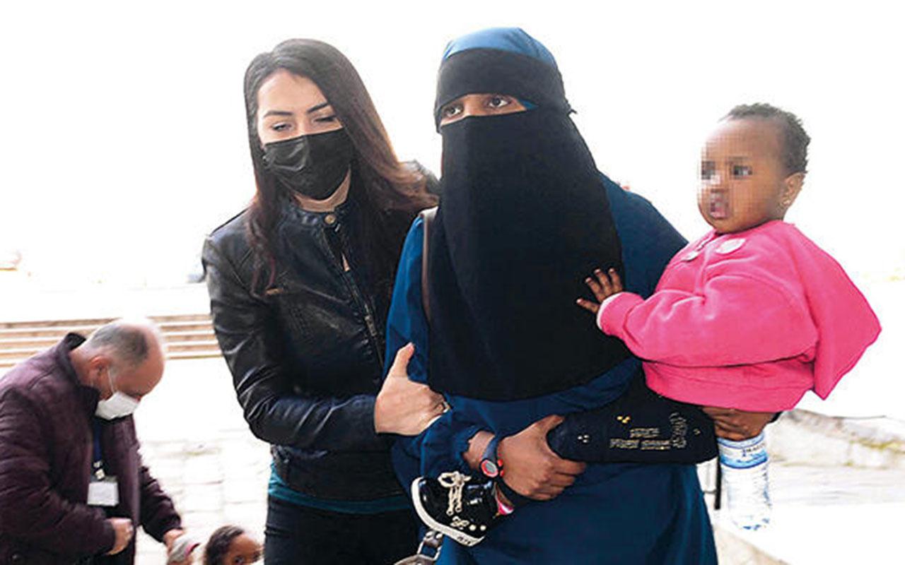 Anzaklar'ın DEAŞ kavgası! Türkiye'de şakalanan kadın terörist için kapışıyorlar