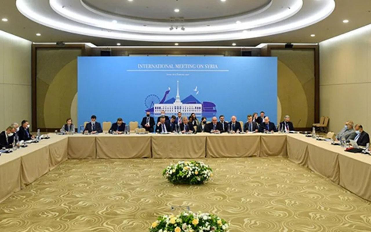 Dışişleri Bakanlığı'ndan Soçi'deki Astana görüşmeleriyle ilgili önemli açıklama