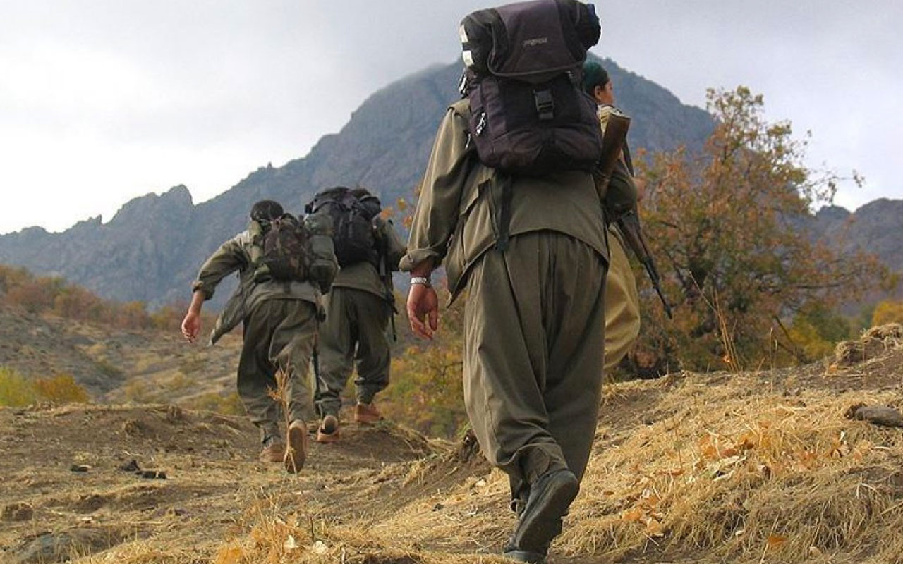 Teslim olan PKK'lı ifade verdi: Örgüte katılım yok denecek kadar az