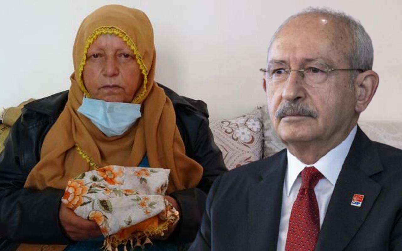 Mardin'de şehit annesinden Kemal Kılıçdaroğlu'nun isteğine tokat gibi yanıt