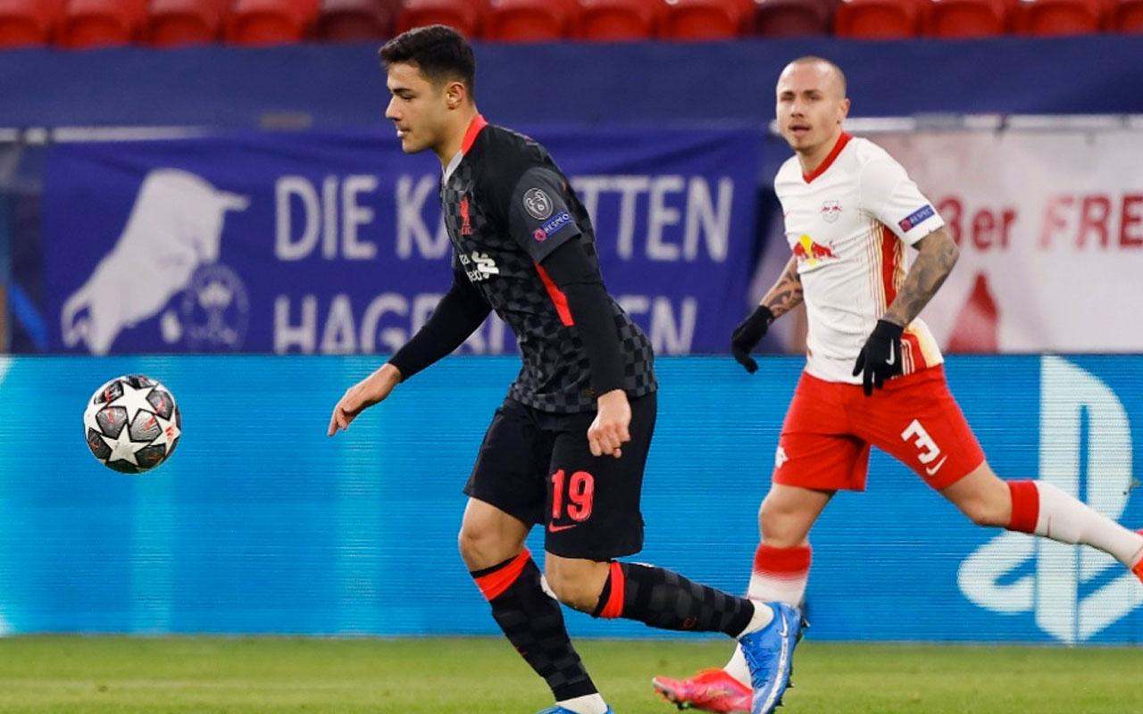 Ozan Kabak Liverpool'da tarihe geçti maçın adamı oldu