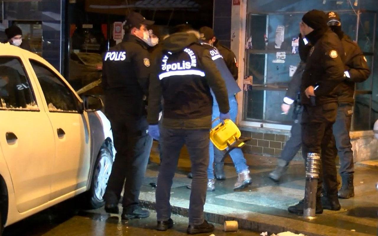 Beykoz'da iki grup arasında çatışma: 1 ölü, 1 yaralı