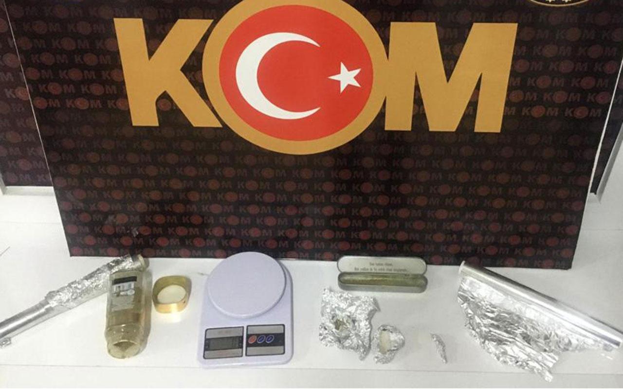 Tunceli Belediye Başkanı Maçoğlu'nun kardeşi uyuşturucudan gözaltına alındı