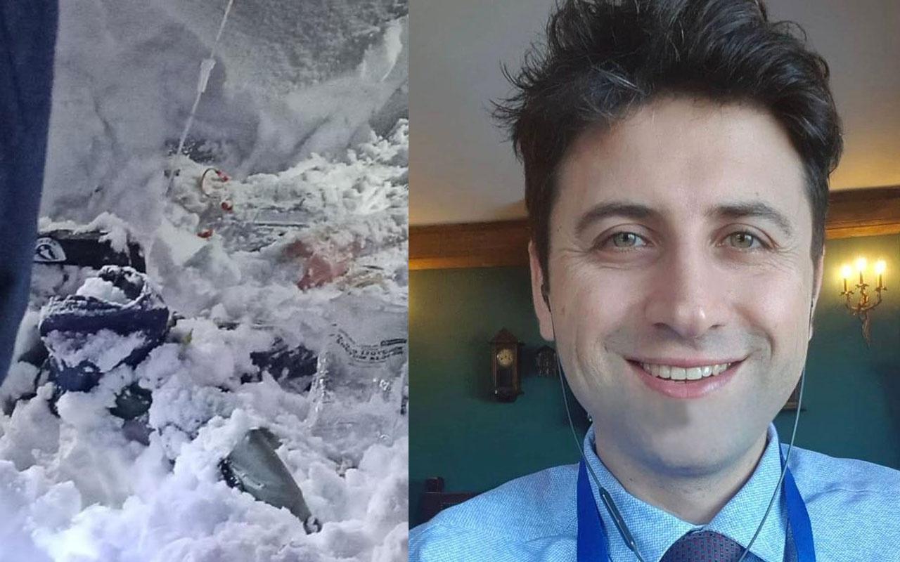 Bursa'da kayağa gidiyorum diyen doktor intihar etti! Ölüm mektubu bırakmış