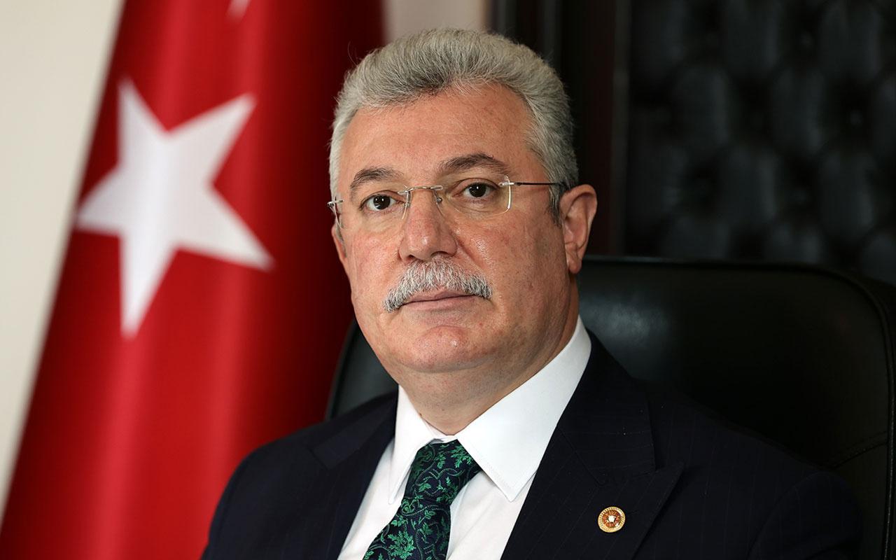 AK Parti'li Akbaşoğlu'ndan 'yeni anayasa için dört aşamalı yol haritası' açıklaması