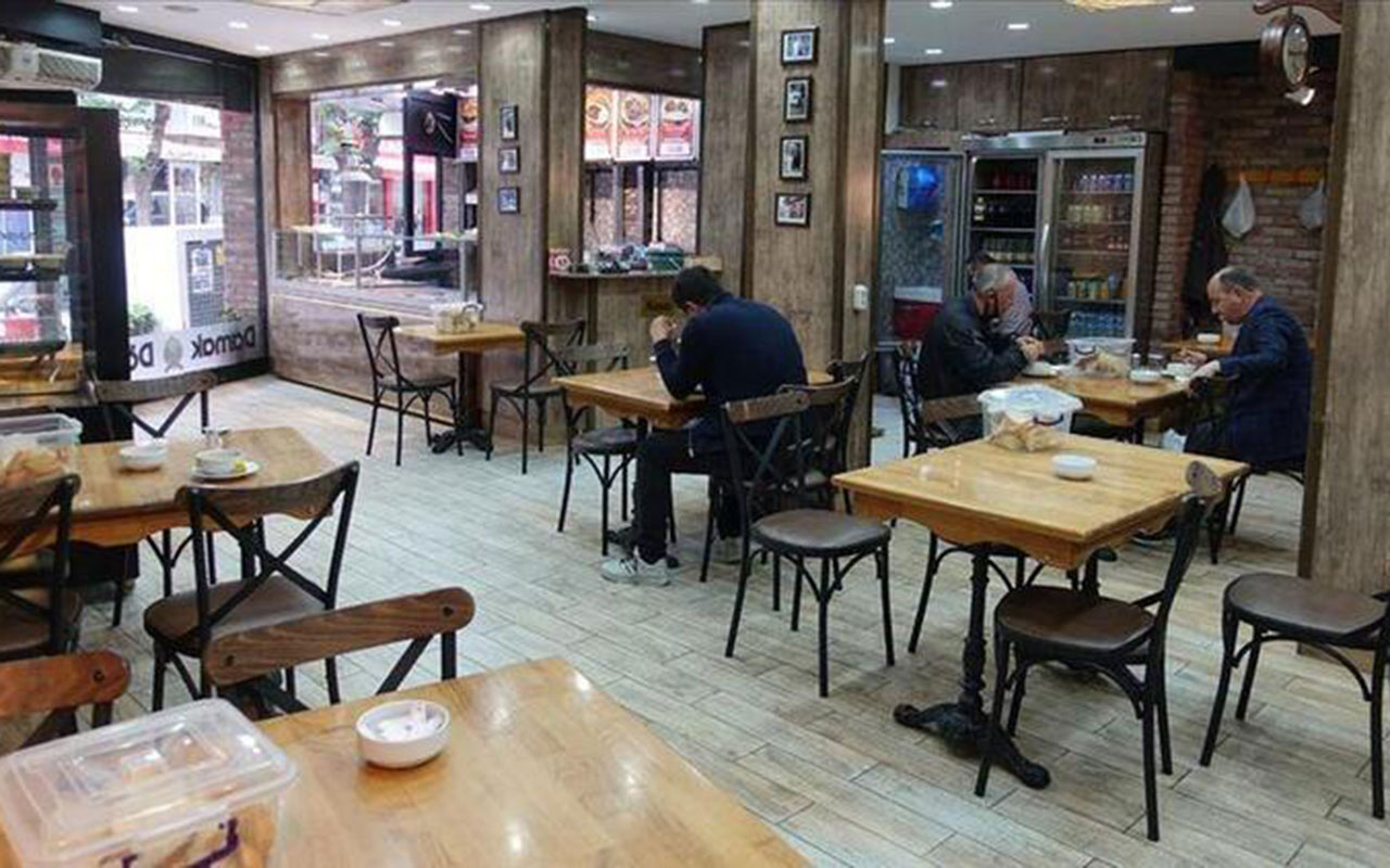 Erdoğan yasak için tarih verdi! 8 kriteri yerine getiren restoran, kafe ve lokanta açılacak