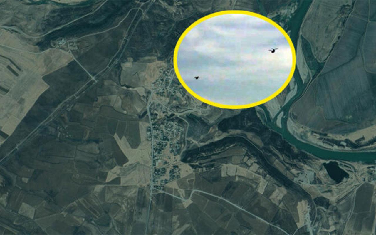 ABD bu kez çizgiyi fena aştı! Türkiye sınırına 600 metre uzakta PKK'yla ortak üs kuruyor