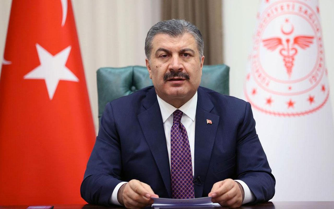 Bakan Fahrettin Koca, vaka sayısı en çok artan ve azalan illeri açıkladı
