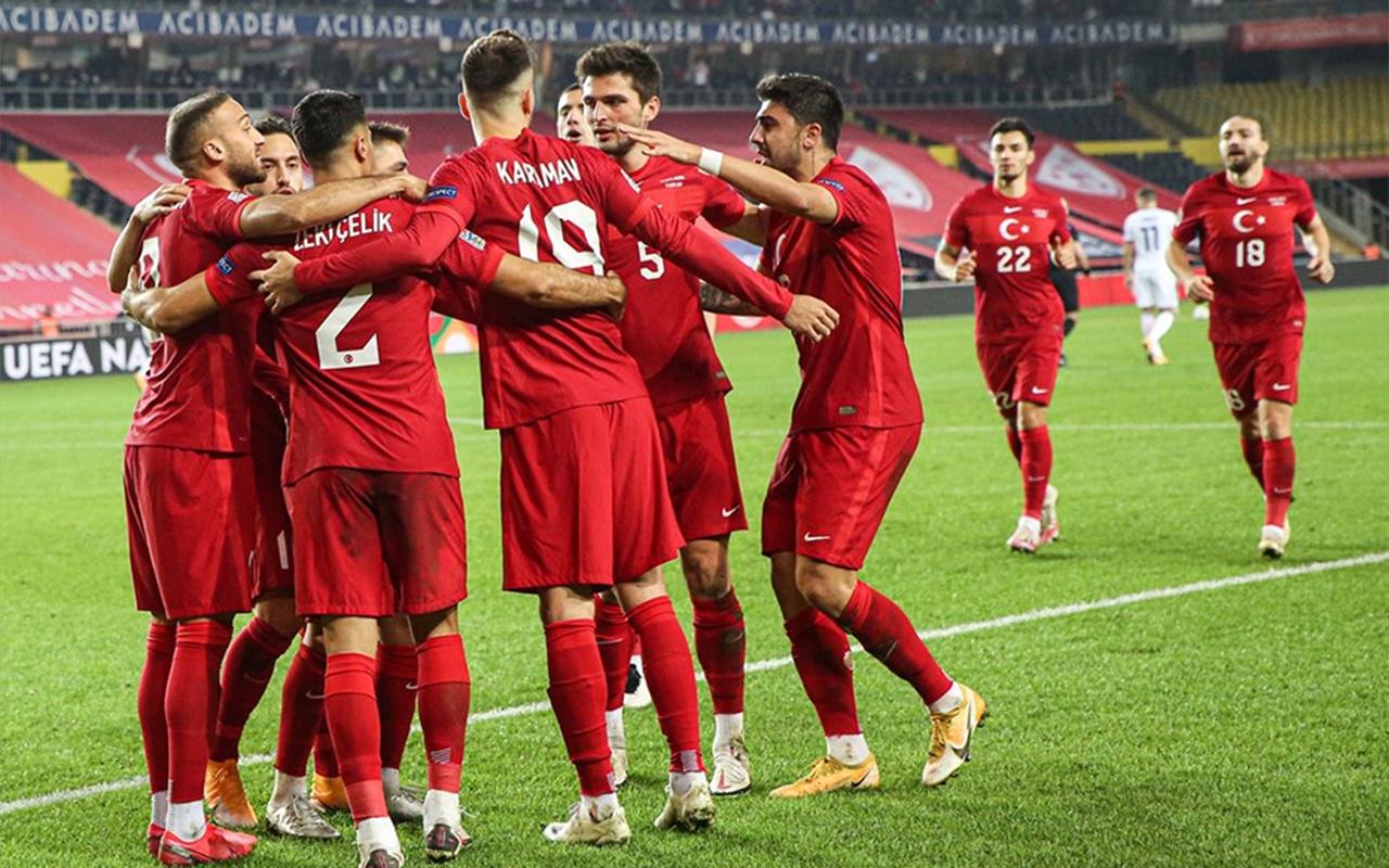 A Milli Futbol Takımı'nın FIFA sıralamasındaki yeri değişmedi