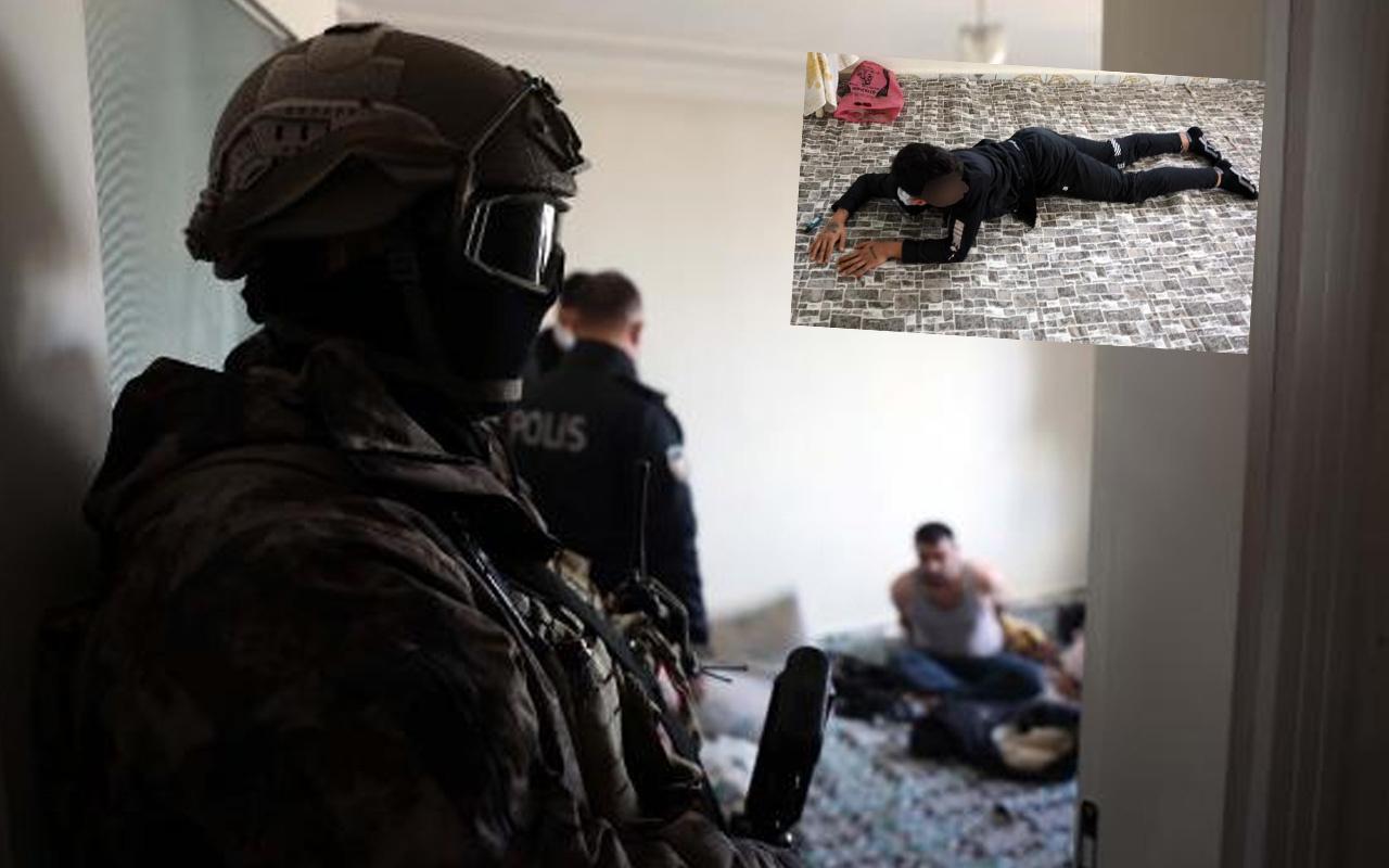 Gaziantep'te dev uyuşturucu operasyonu! 750 polis katılıyor ve 8 saat sürecek
