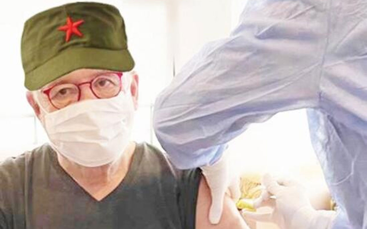 Ertuğrul Özkök fotoğraf paylaştı: e-Nabız sıram geldi ve torpilsiz aşımı oldum