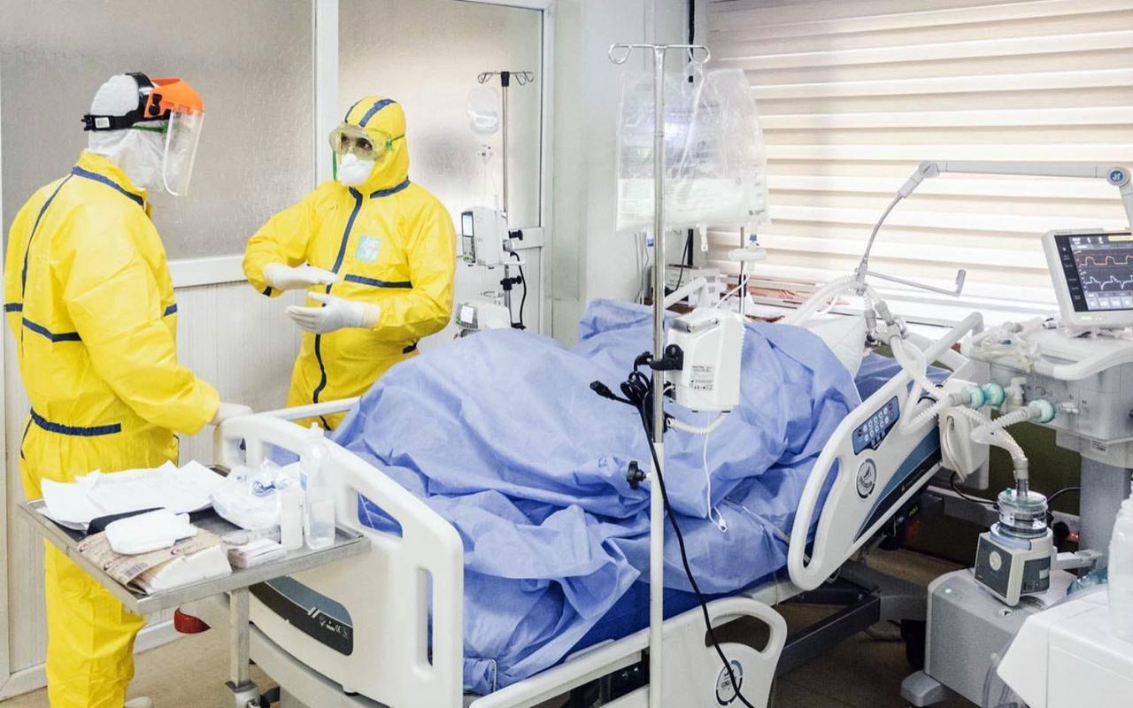 Türkiye'deki corona virüsü vaka ve ölü sayısında son durum (24 Şubat 2021)